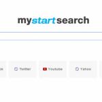instantanea di Mystartsearch.com