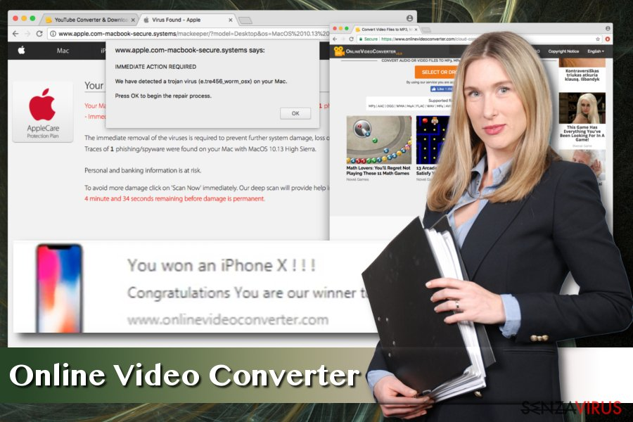 Il virus Online Video Converter