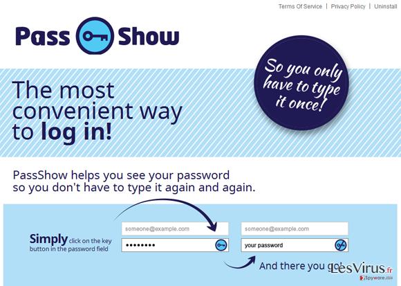 instantanea di Le pubblicità di PassShow