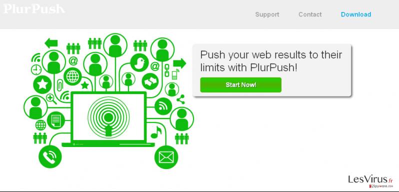 instantanea di PlurPush