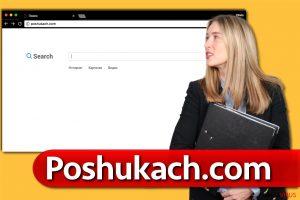 Poshukach.com virus