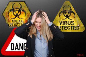 Virus Presenoker