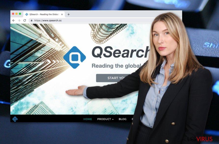 Il PUP QSearch