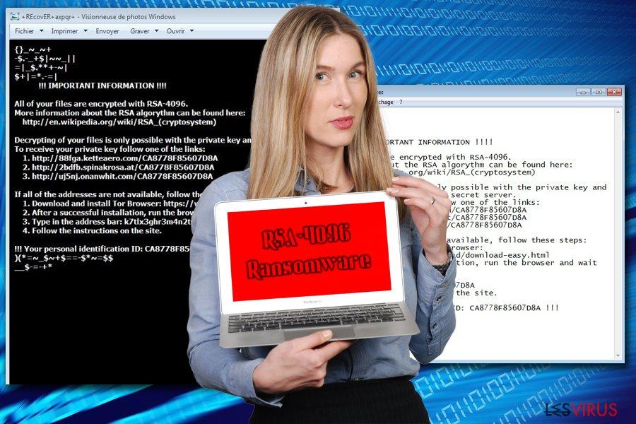 Il ransomware RSA-4096