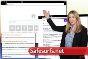 Il virus Safesurfs.net