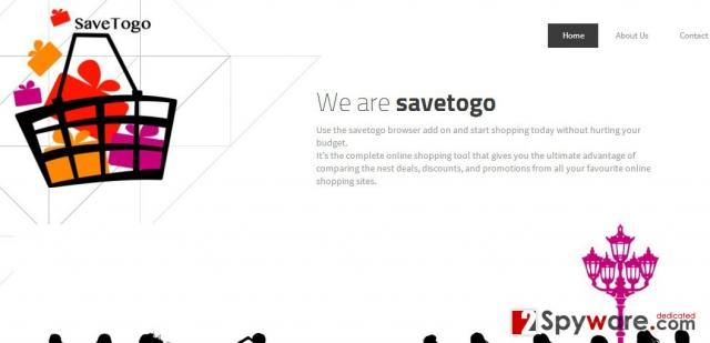 instantanea di Le pubblicità di SaveTogo