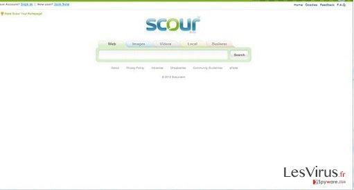 instantanea di Il Virus Scour