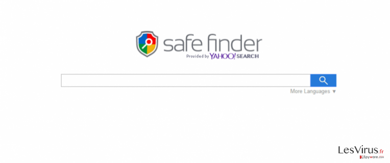 instantanea di Search.SafeFinder.com