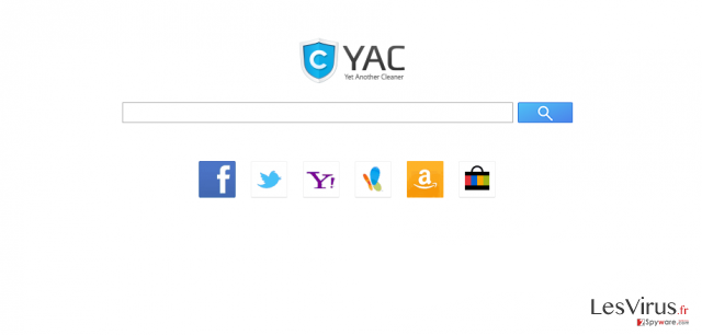 instantanea di Search.yac.mx