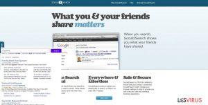 Gli annunci commerciali creati da Social2Search