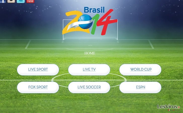 instantanea di Sporttvstream.info