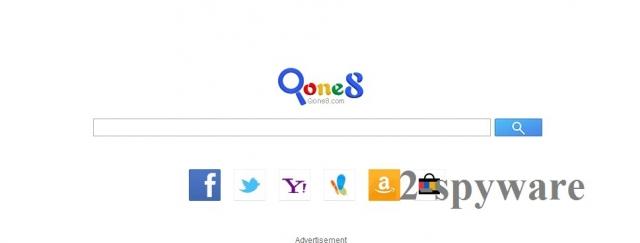 instantanea di Start.qone8.com