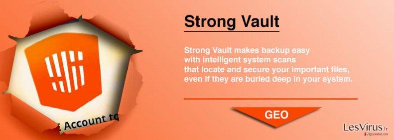 instantanea di StrongVault Online Backup