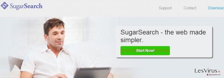 instantanea di SugarSearch