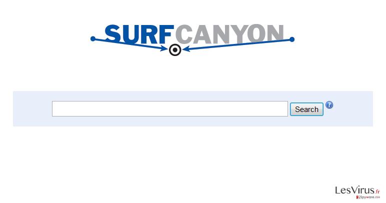 instantanea di Surf Canyon