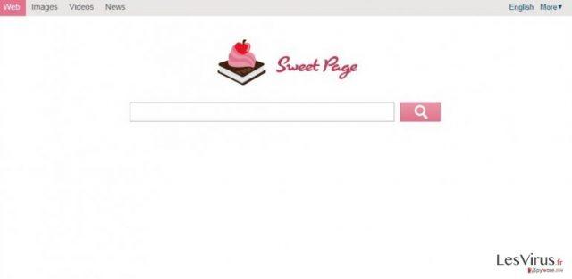 instantanea di Sweet-page.com