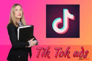 Gli annunci pubblicitari di Tik Tok