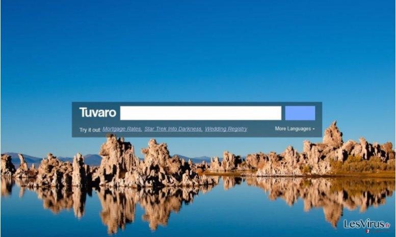 instantanea di il virus Tuvaro