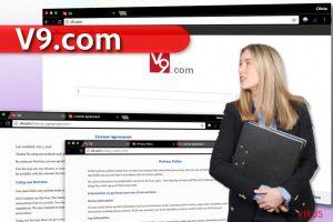 il virus v9.com