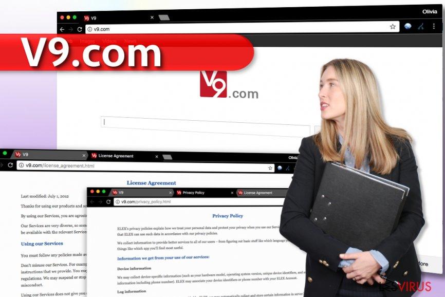 instantanea di il virus v9.com