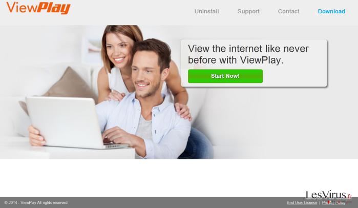 instantanea di Le pubblicità di ViewPlay