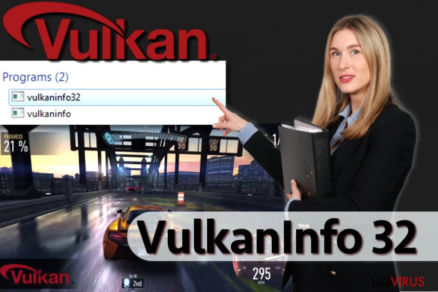 Il software VulkanInfo