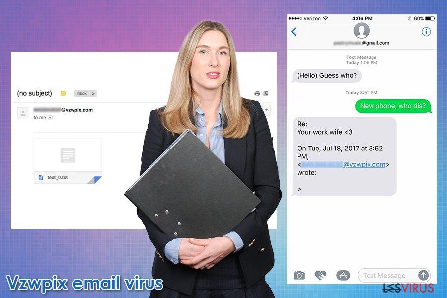 Truffa Email Vzwpix