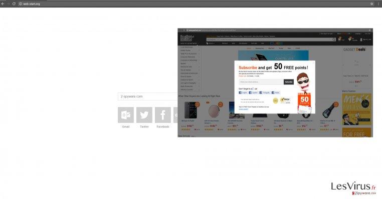 Il virus Web-start.org