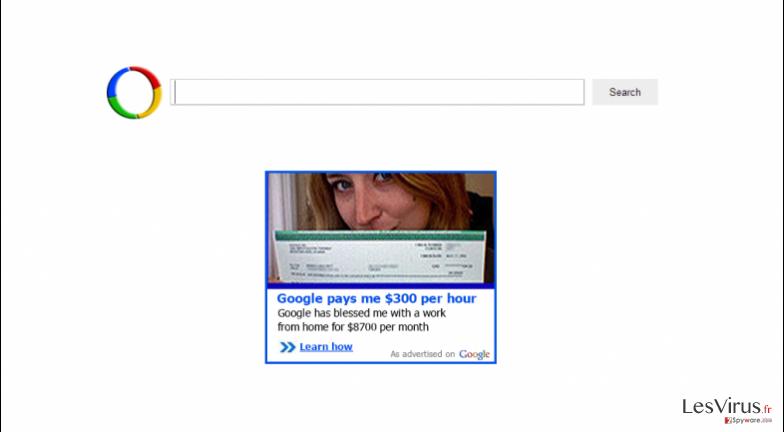 instantanea di Websearch.greatresults.info