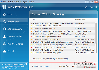 instantanea di XP Protection 2014