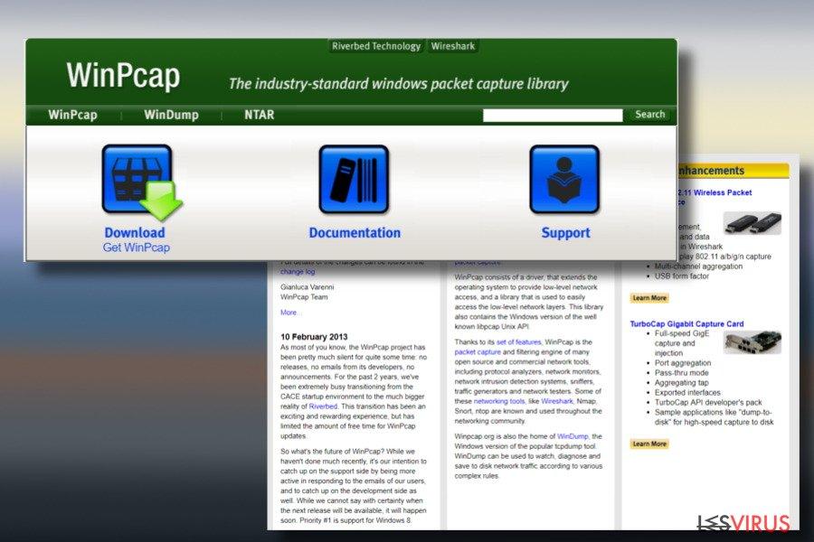WinPcap