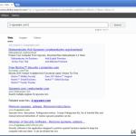 instantanea di Il virus Yahoo Redirect