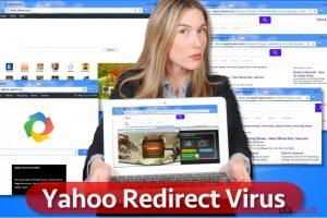 Il virus Yahoo Redirect