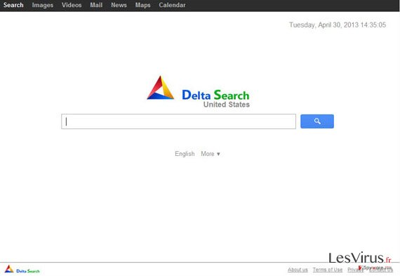 instantanea di yhs.delta-search.com